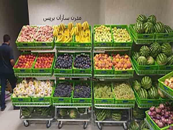 استند میوه 8 سبده